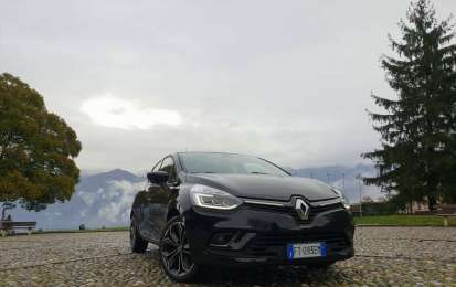 Renault Clio Moschino test drive