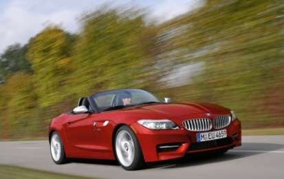 Bmw Z4 sDrive 35is al Salone di Detroit