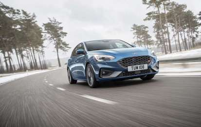 Nuova Ford Focus ST 2020