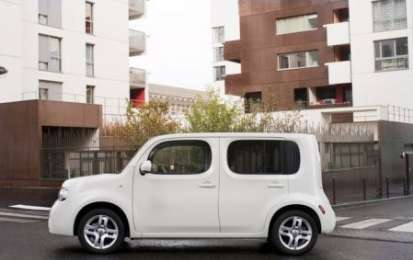 Nissan Cube in arrivo dal Giappone