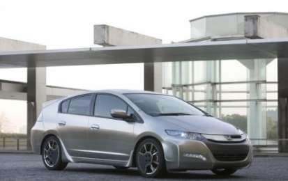 Honda Insight Sports Modulo Concept al Salone di Tokio 2010