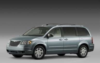 Chrysler Grand Voyager, tanto comfort