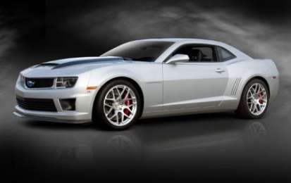 Tuning – Chevrolet Camaro ZL1 by SLP Performance