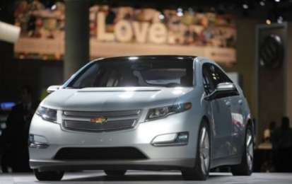 Chevrolet Volt World Green Car of the Year 2011