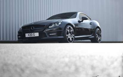 Tuning – Mercedes SLK 200 by Project Kahn