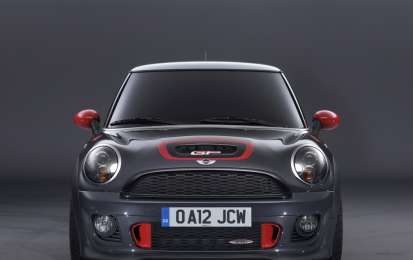 Mini John Cooper Works GP, foto ufficiali