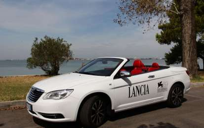Lancia Flavia Red Carpet, foto ufficiali