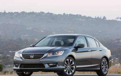 Honda Accord 2013: Coupè e berlina