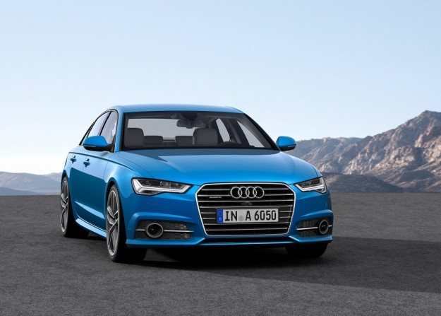 Audi A6 restyling 2015