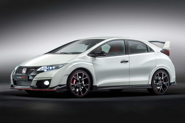 Honda Civic Type-R turbo 2015