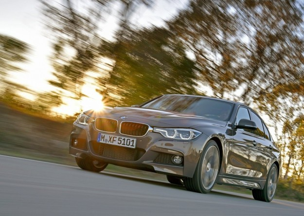 Bmw Serie 3 restyling 2015