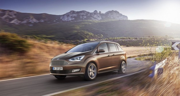 Ford C-Max7 2015