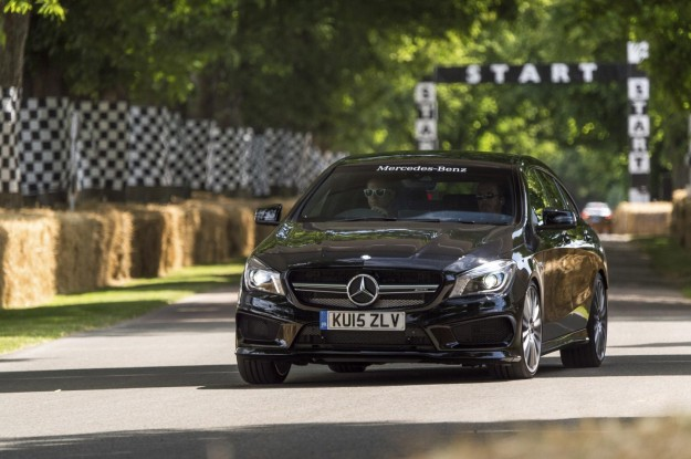 Festival di Goodwood 2015