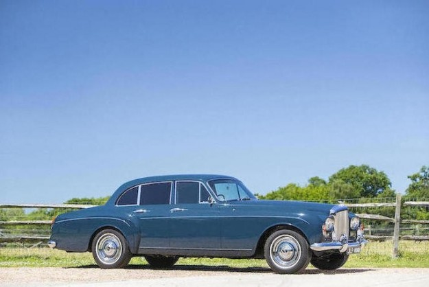 Bentley S3 Continental Flying Spur di Keith Richards