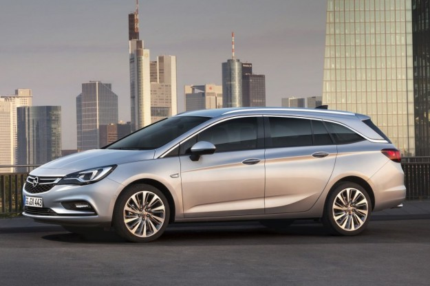 Opel Astra Sports Tourer 2016