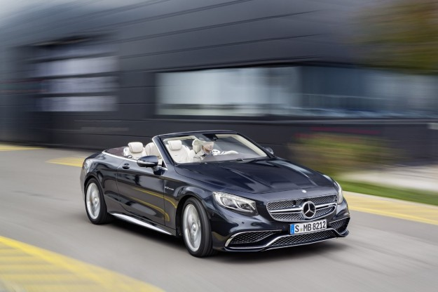 Mercedes Classe S Cabriolet S65 AMG