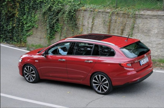 Nuove Station Wagon 2016