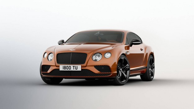 Bentley Continental GT Speed MY 2017