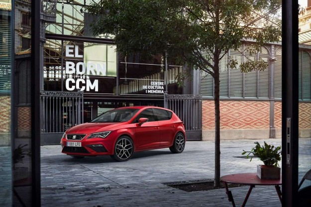 Seat Leon restyling 2017