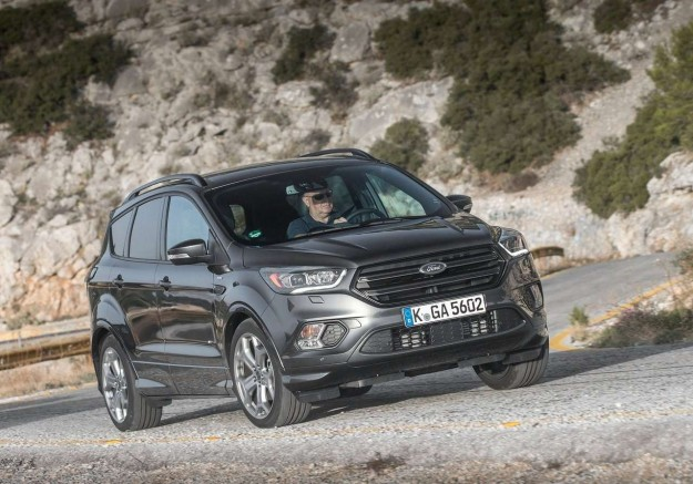 Ford Kuga 2016 restyling