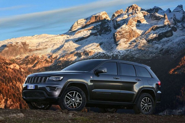 Jeep Grand Cherokee my2017