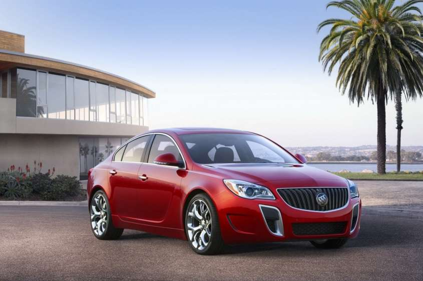 Buick Regal 2014