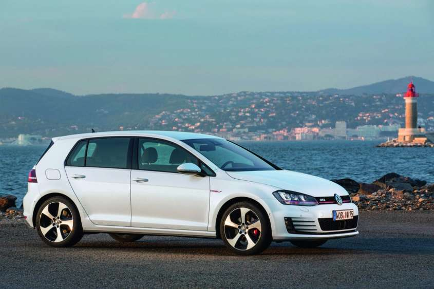 Volkswagen Golf 7 GTI: Performance e normale