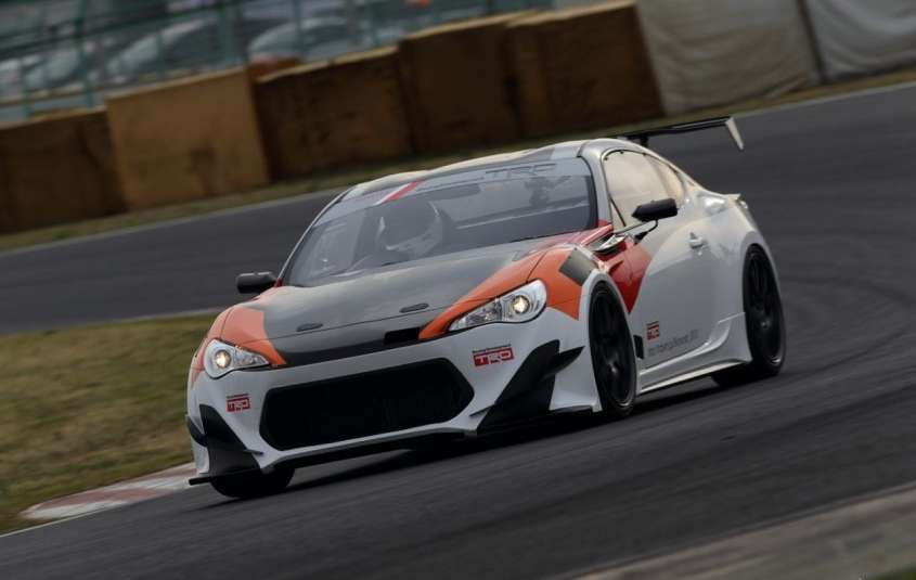 Toyota GT86 TRD Griffon Project e Performance Line