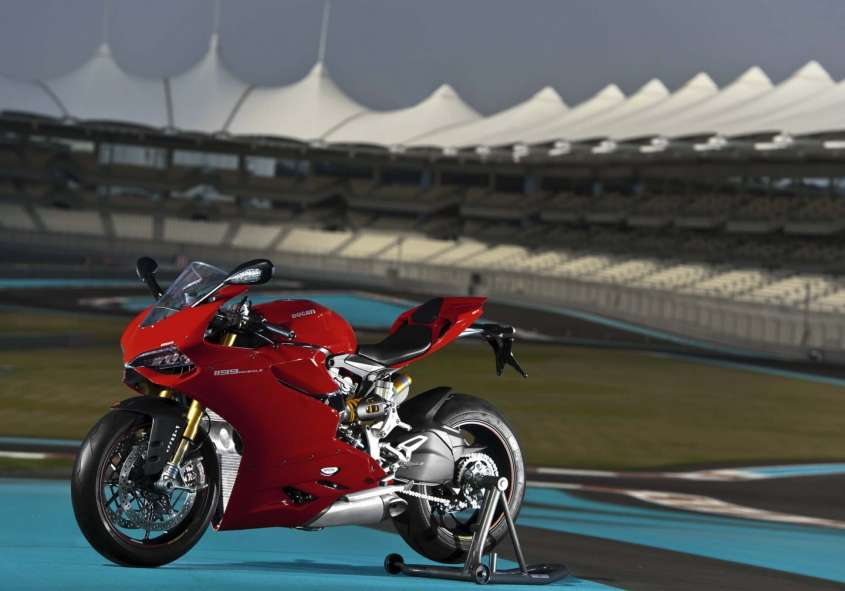 Ducati 1199 Panigale S MY 2013