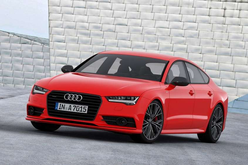 Audi A7 Sportback Competition