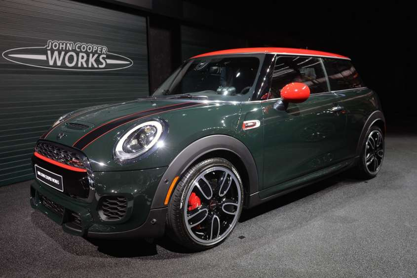 Nuova Mini John Cooper Works 2014