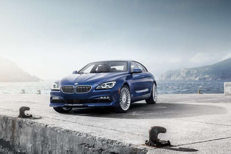 Alpina B6 Gran Coupé 2015