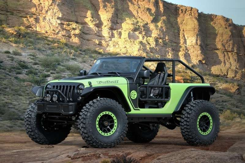 Jeep Easter Safari Moab 2016