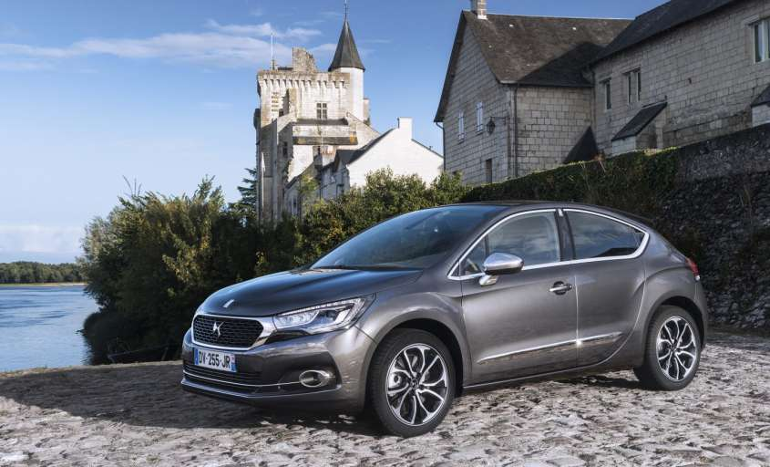 DS 4 e DS 4 Crossback