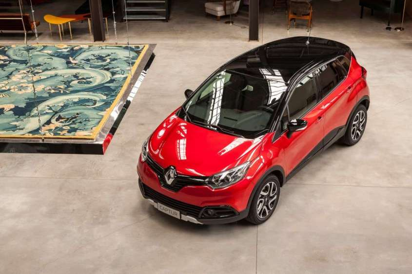 renault captur e kadjar hypnotic prezzi motori e dotazione di serie foto allaguida. Black Bedroom Furniture Sets. Home Design Ideas
