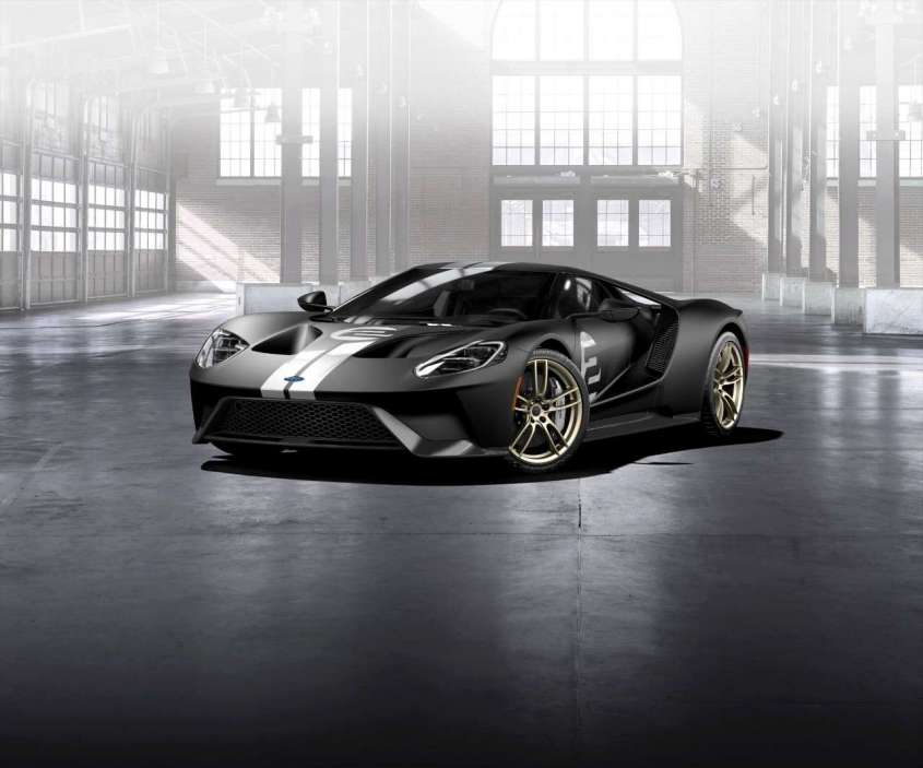 Ford GT Heritage Edition 1966