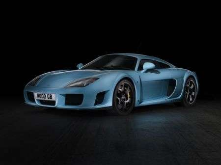 Noble M600: chiamatela Fenix Automotive