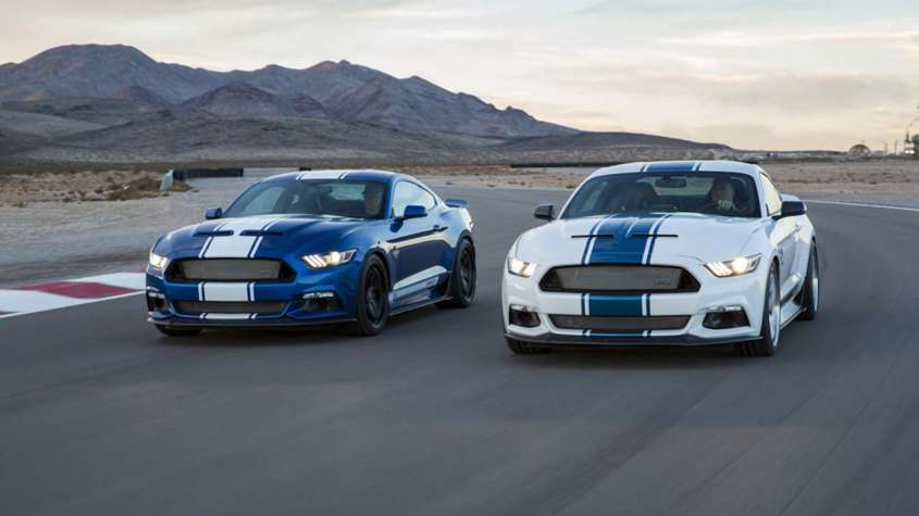 Ford Mustang Shelby 50th Anniversary