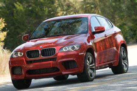 BMW X6 M Twin Power Turbo