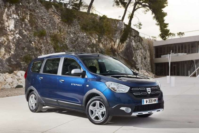 Dacia Lodgy 2017