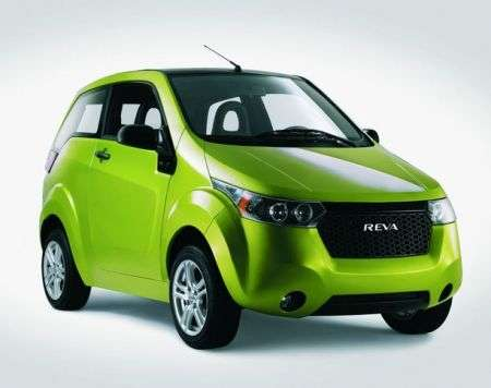 Reva NXR: city car elettrica