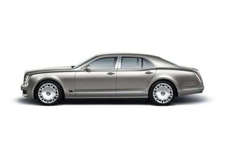 Bentley Mulsanne: prezzo