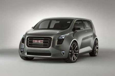 Salone di Detroit 2010: GMC Granite Concept