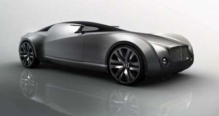 Bentley del futuro in concorso