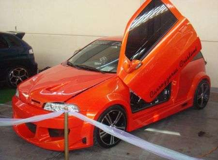 My Special Car Show 2010: tuning a tutti i livelli