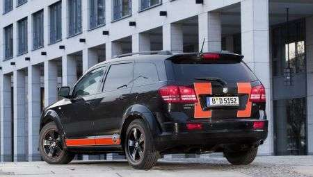 Dodge Journey SR Rally by Irmscher