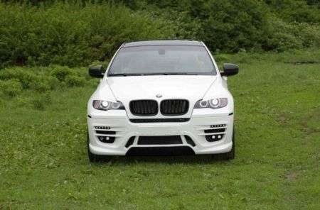 Bmw tuning, X6 by Status Design