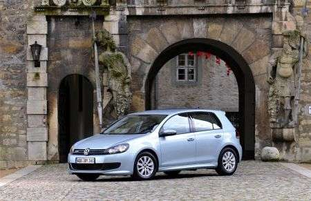 Volkswagen Golf BlueMotion – Car sharing ad Hannover