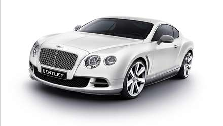 Bentley Continental GT con pacchetto Mulliner Styling