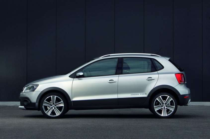 Volkswagen CrossPolo e CrossPolo Urban White, le foto ufficiali
